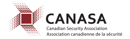 Canasa logo - Canadian Security Association