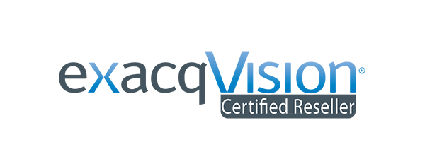 Logo ExacqVision - Certified Reseller