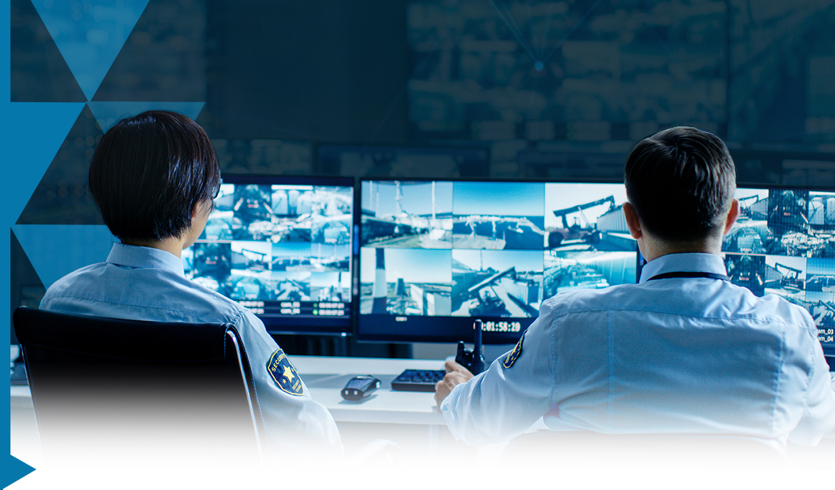 residential security monitoring