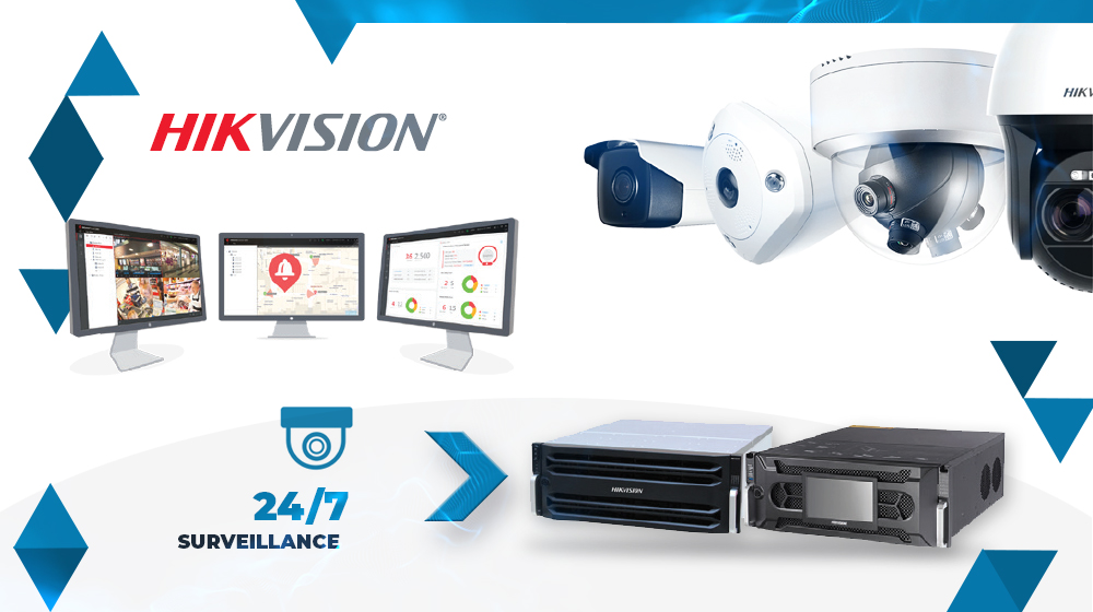 Our wide product range is reliable, customizable, scalable, user-friendly & secure. Build your video surveillance system on a solid foundation with us.
